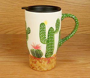 Lehigh Valley Cactus Travel Mug