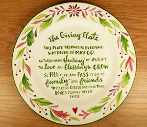 Lehigh Valley The Giving Plate