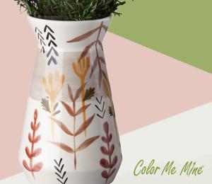 Lehigh Valley Minimalist Vase